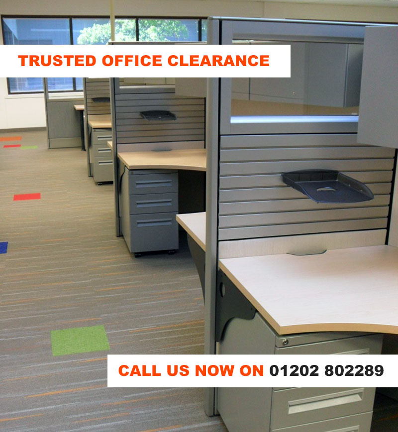 office clearance service