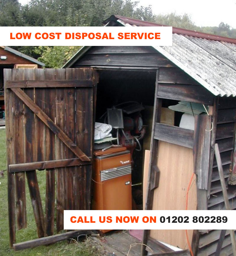 shed clearance service